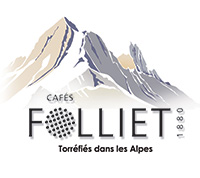 Logo de Cafe Folliet